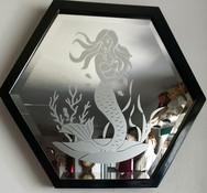 Mermaid Octagon Mirror.jpg