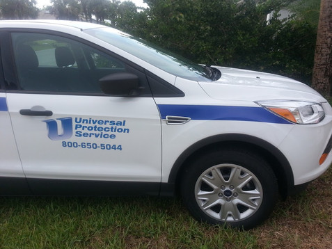 VEHICLE DECALS FOR UNIVERSAL PROTECTION