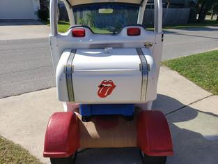 Custom Golf Cart Decals