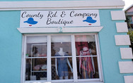 County Rd & Company Boutique Store Sign