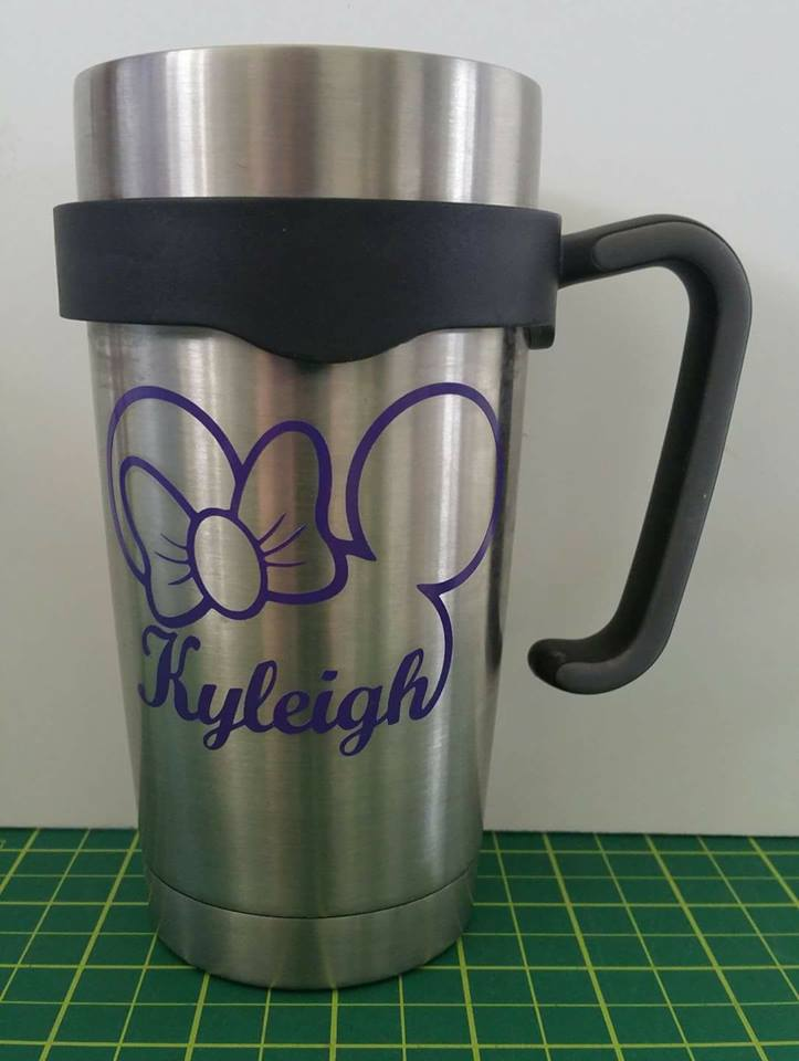Decals for Tumblers and Yeti Cups