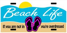 BEACH LIFE VANITY PLATE.jpg