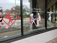 Valentine's Day Decals