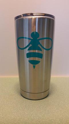 Custom Yeti Cup Decals Bumble Bee.jpg