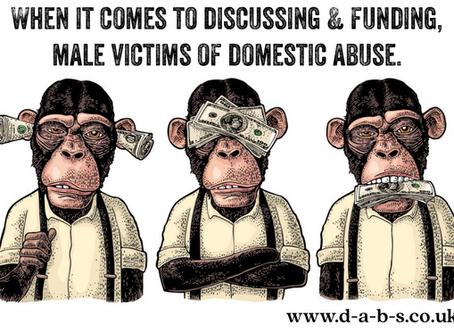 THE SOCIETAL ABUSE OF MEN