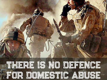 DOMESTIC ABUSE AND THE MILITARY