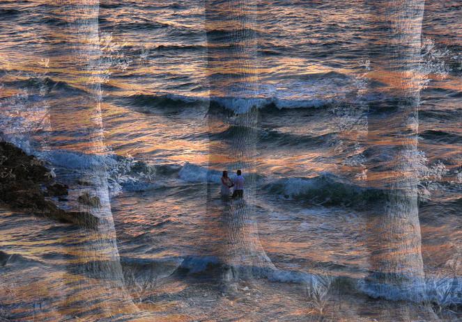BETWEEN SEA AND LAND
