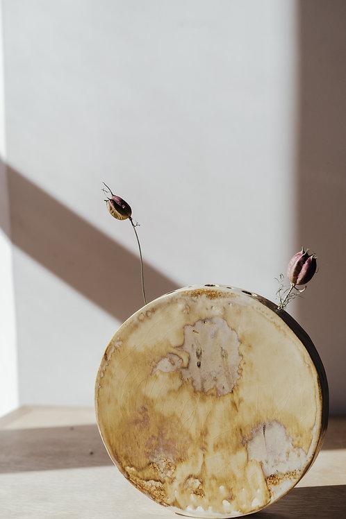 Full Moon Bud Vase