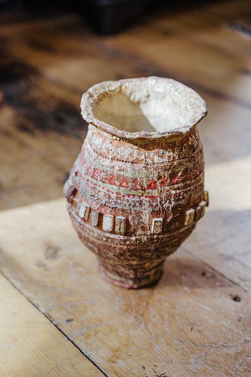 Medium Bumpy Vase