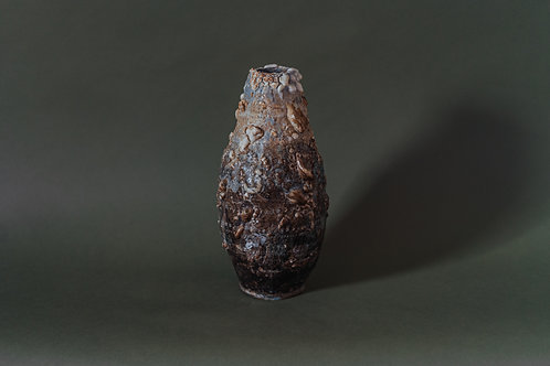 Molten Earth Dusk Vase