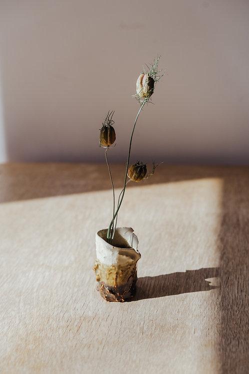 Molten Gradient Bud Mini-Vase