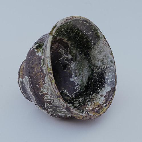 Lichen Vessel Bowl Vase II