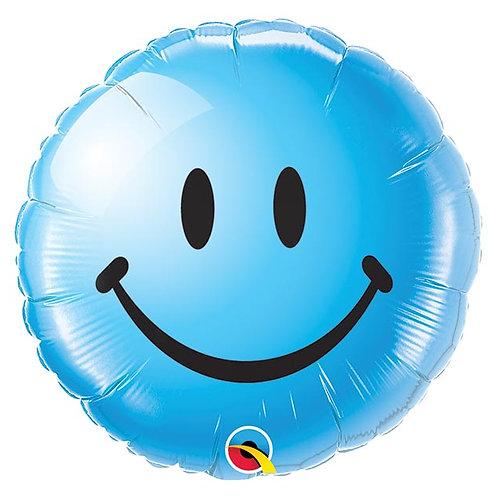 18inch Smiley Face Mylar