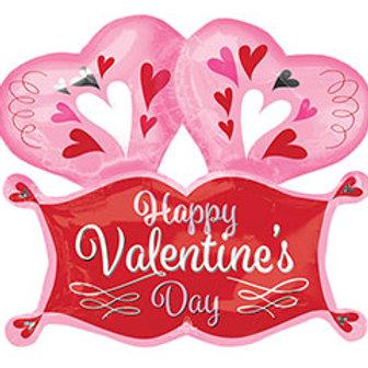 Valentines Oversized Balloons
