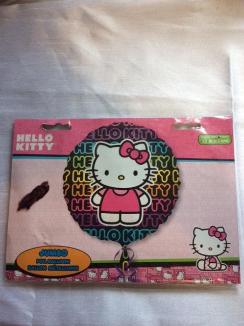 Hello Kitty Oversized Balloon