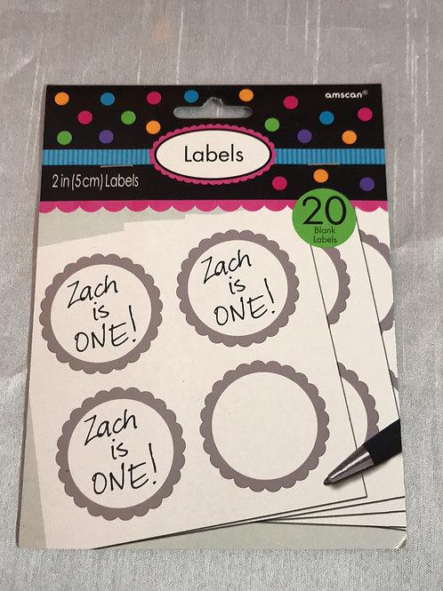 20 labels