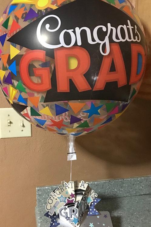 Graduation Card Bouquet