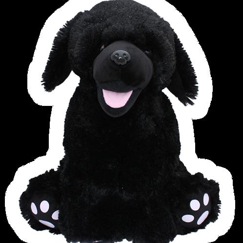 16 inch Black Dog
