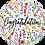 Thumbnail: 3D POPUP Grad Card Bouquet