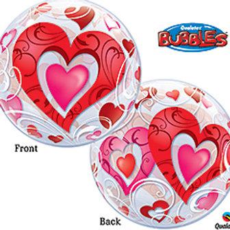 Ventine Bubbles Balloon