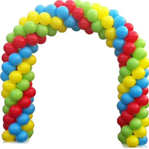 Multi-color Ballon Arch