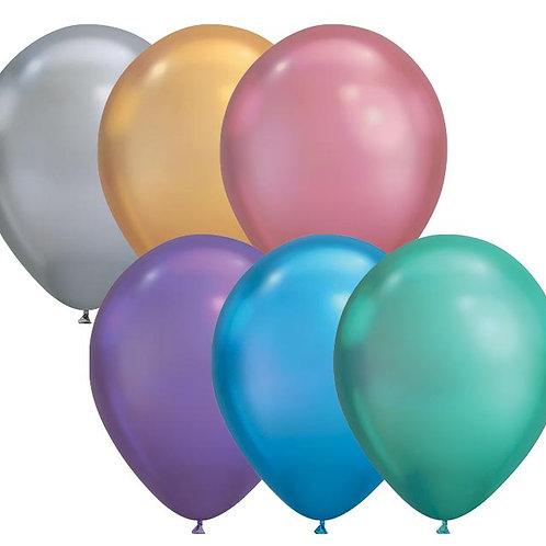 11inch Chrome Balloons
