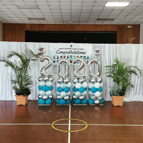 Graduation Display 2020