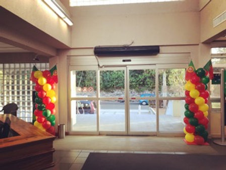 Decorations for Portugal Celebrations