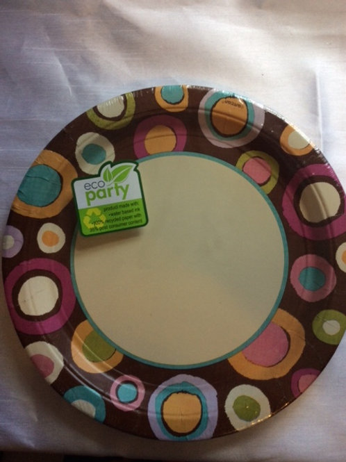 8pcs dinner plates