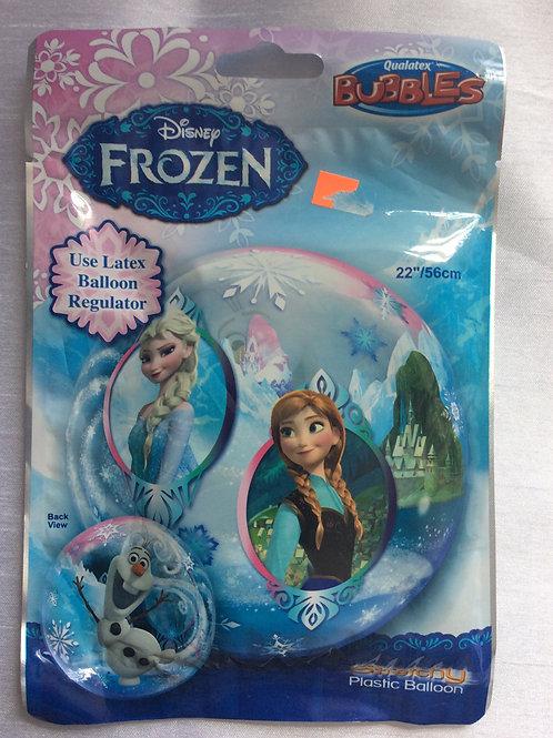 22inch Frozen Bubble Balloon