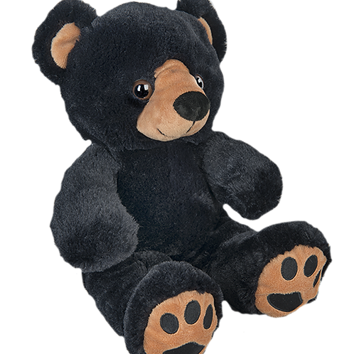 Brown and Black Teddy Bear