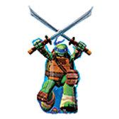 Mylar Oversized Character-Ninja Turtles