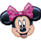 Mylar Oversized-Mini Mouse