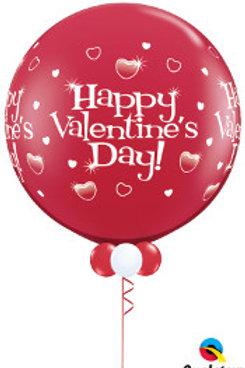 Valentine Balloon 36inch