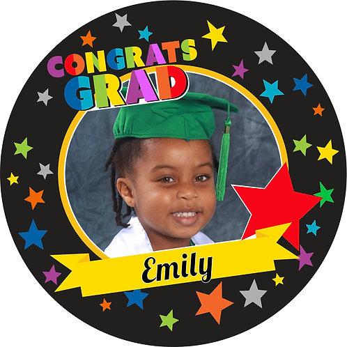 Grad Photo Balloon