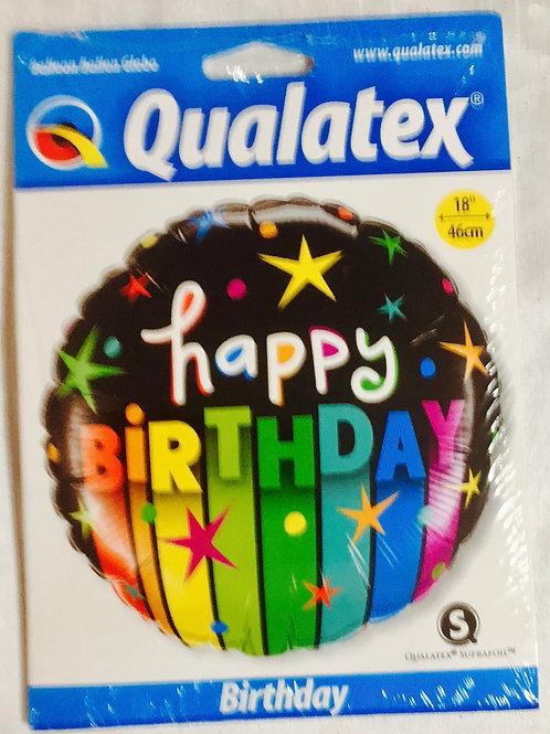 18inch Birthday Balloons