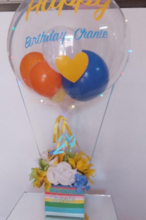 Lighted Flower  Balloon /Bouquet