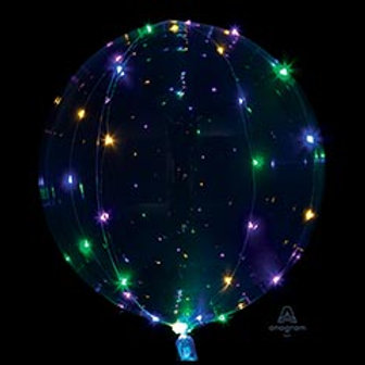 New Product 18inch Bubble with lights