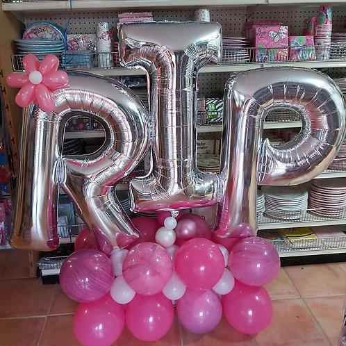 Balloon Sculpture RIP