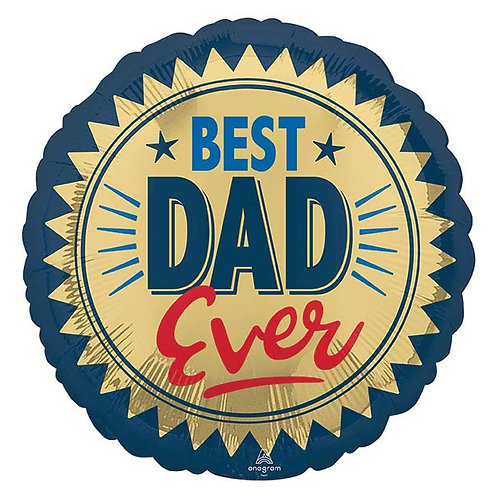 18inch Fathers Day Balloons