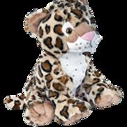 16inch Cheetah Teddy Bear