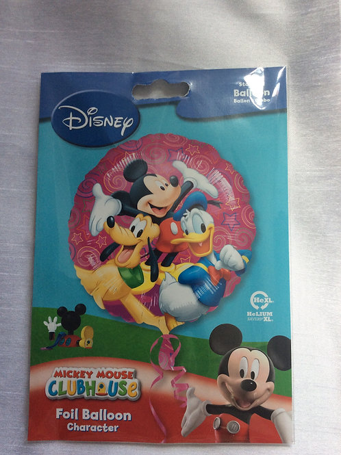 Disney 18in Mylar Balloon
