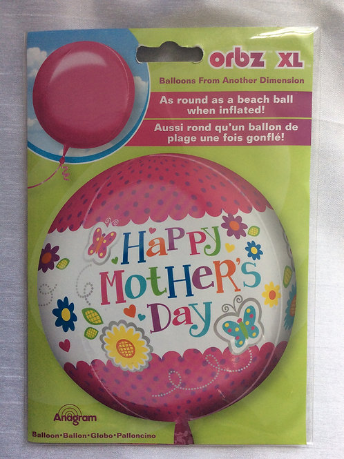 Mylar Mothers Day