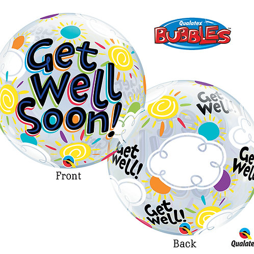 Bubble Balloon 22inch