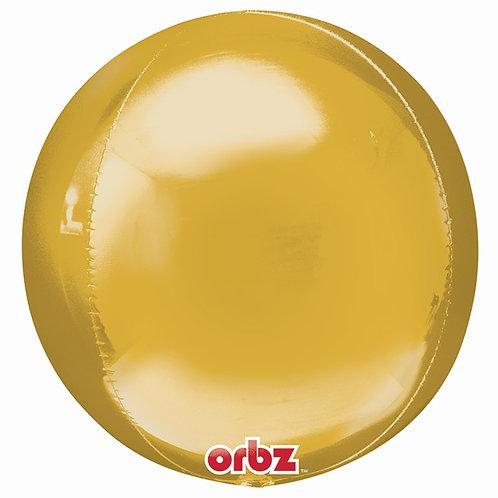 22inch  Gold Orbz