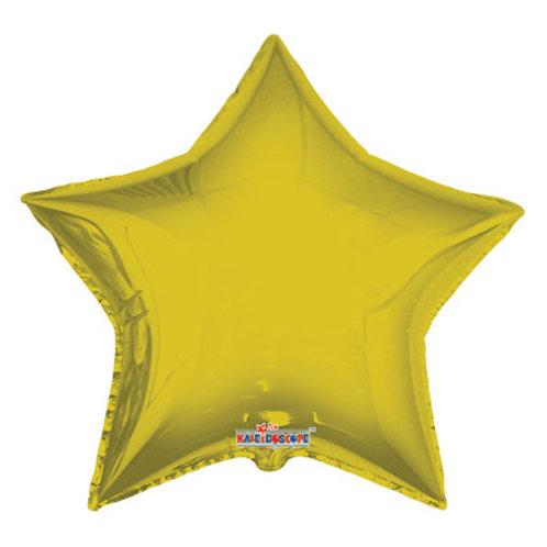 36inch Gold  Mylar Balloon