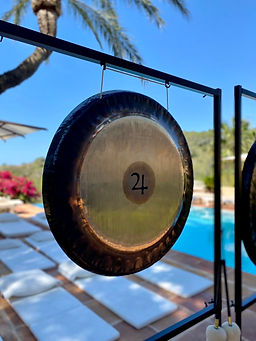 Gong Therapy Ibiza