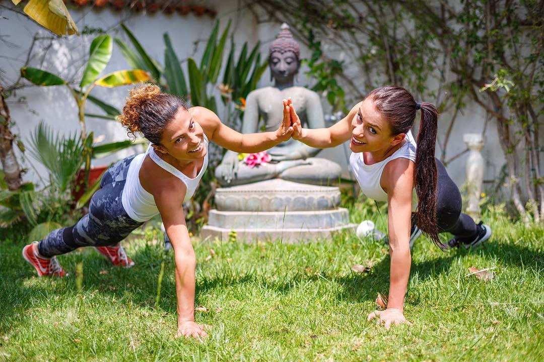 Ibiza Yoga Class