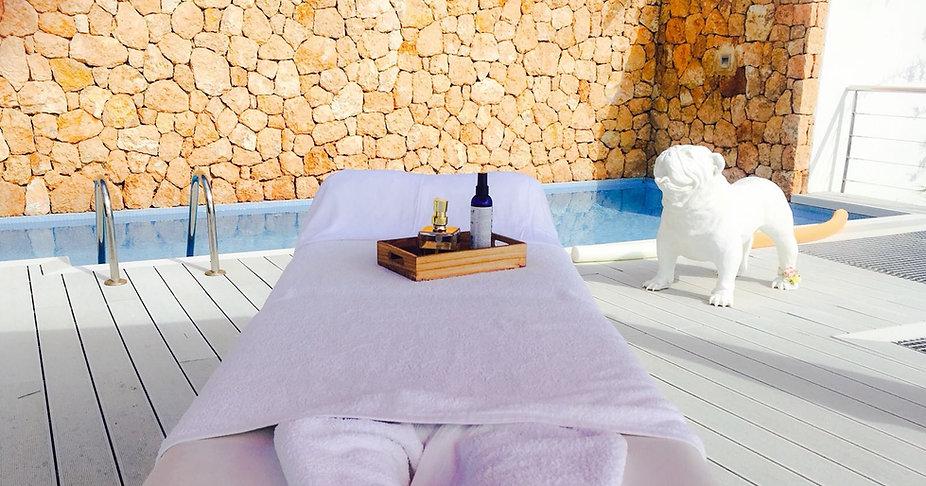 Massage Villa Ibiza