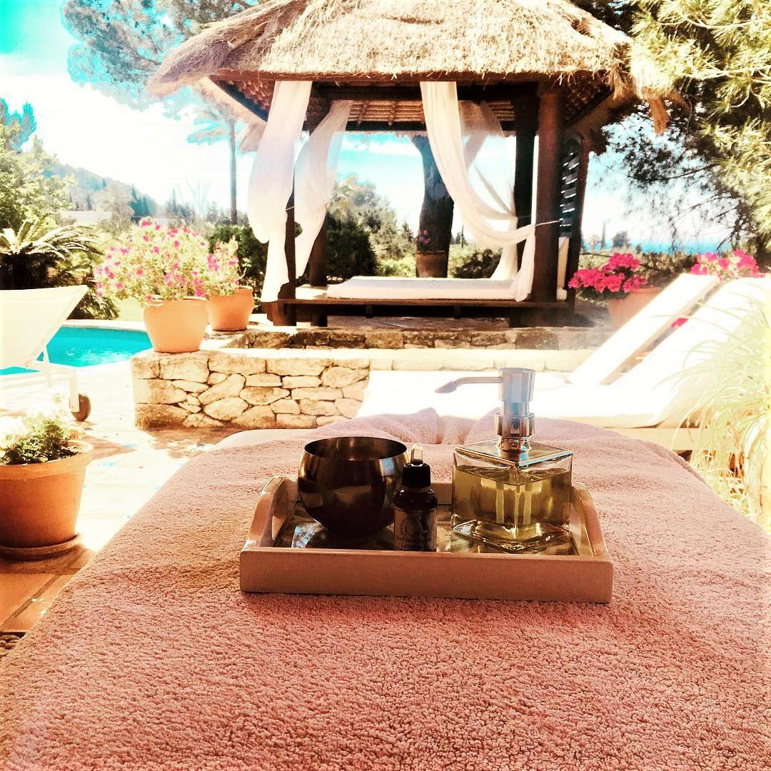 Ibiza Beach Massage